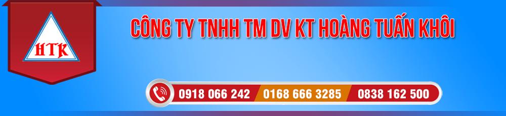 CÔNG TY TNHH TM DV KT HOÀNG TUẤN KHÔI