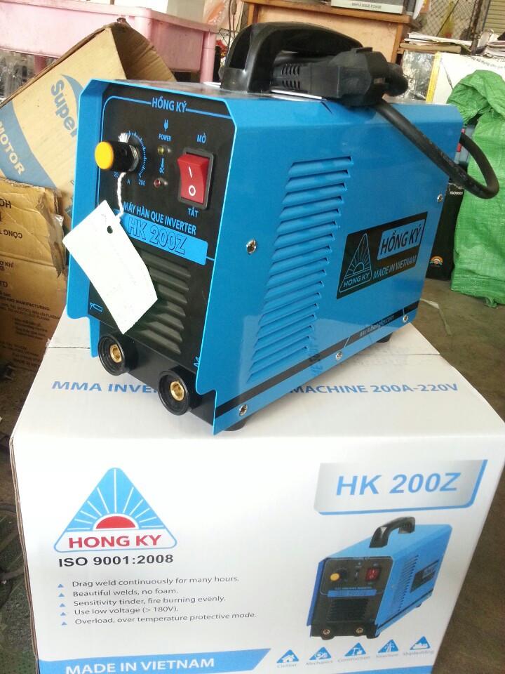 Máy hàn inverter HK 200Z
