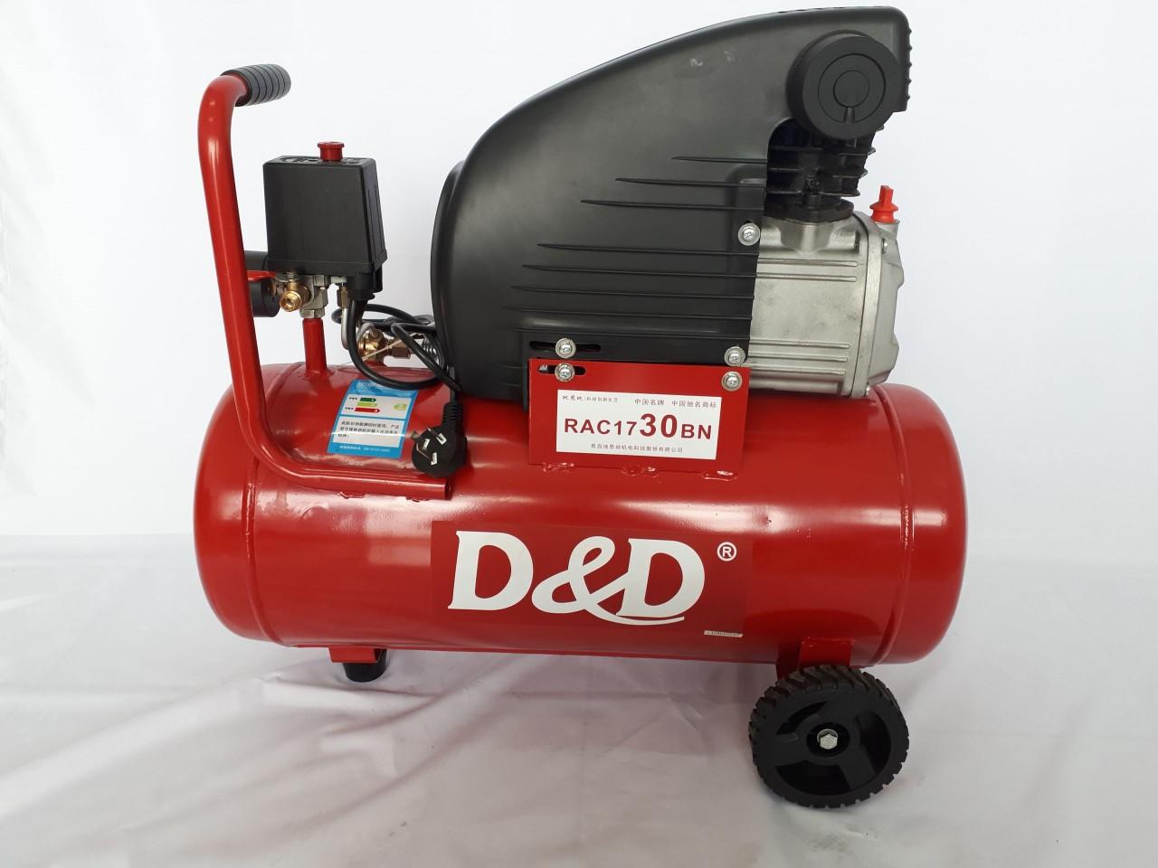 Máy nénkhí D&D RAC1730BN