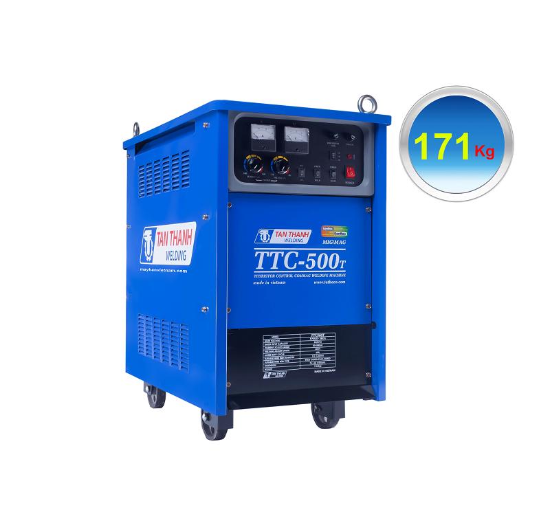Máy hàn Mig Thyristor (SCR) TTC500T