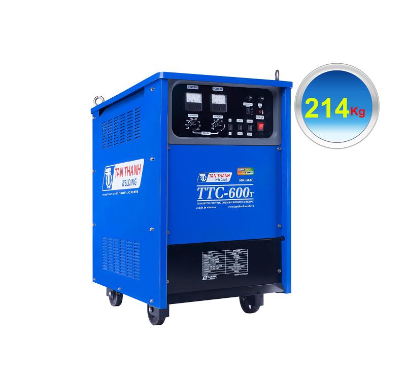 Máy hàn Mig Thyristor (SCR) TTC600T