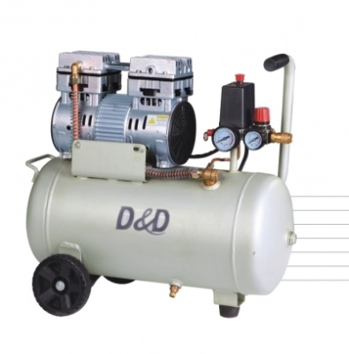 Máy nén khí giảm thanh D&D ROC 1024J